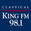 KING FM logo