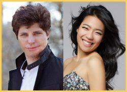 Augustin Hadelich and Joyce Yang
